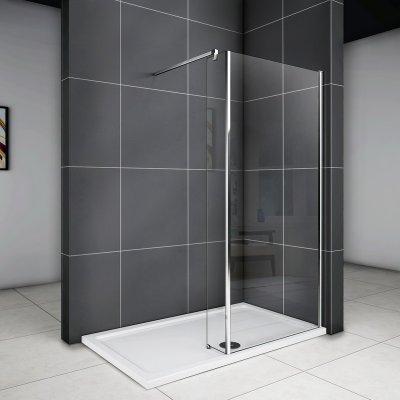 Duschkabine Duschabtrennung 90x200cm+ Die Kleine Scheibe 25x200 Pictures Gallery
