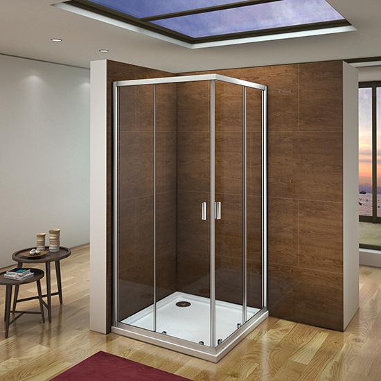 dusche eckeinstieg schiebet r jz44 hitoiro. Black Bedroom Furniture Sets. Home Design Ideas