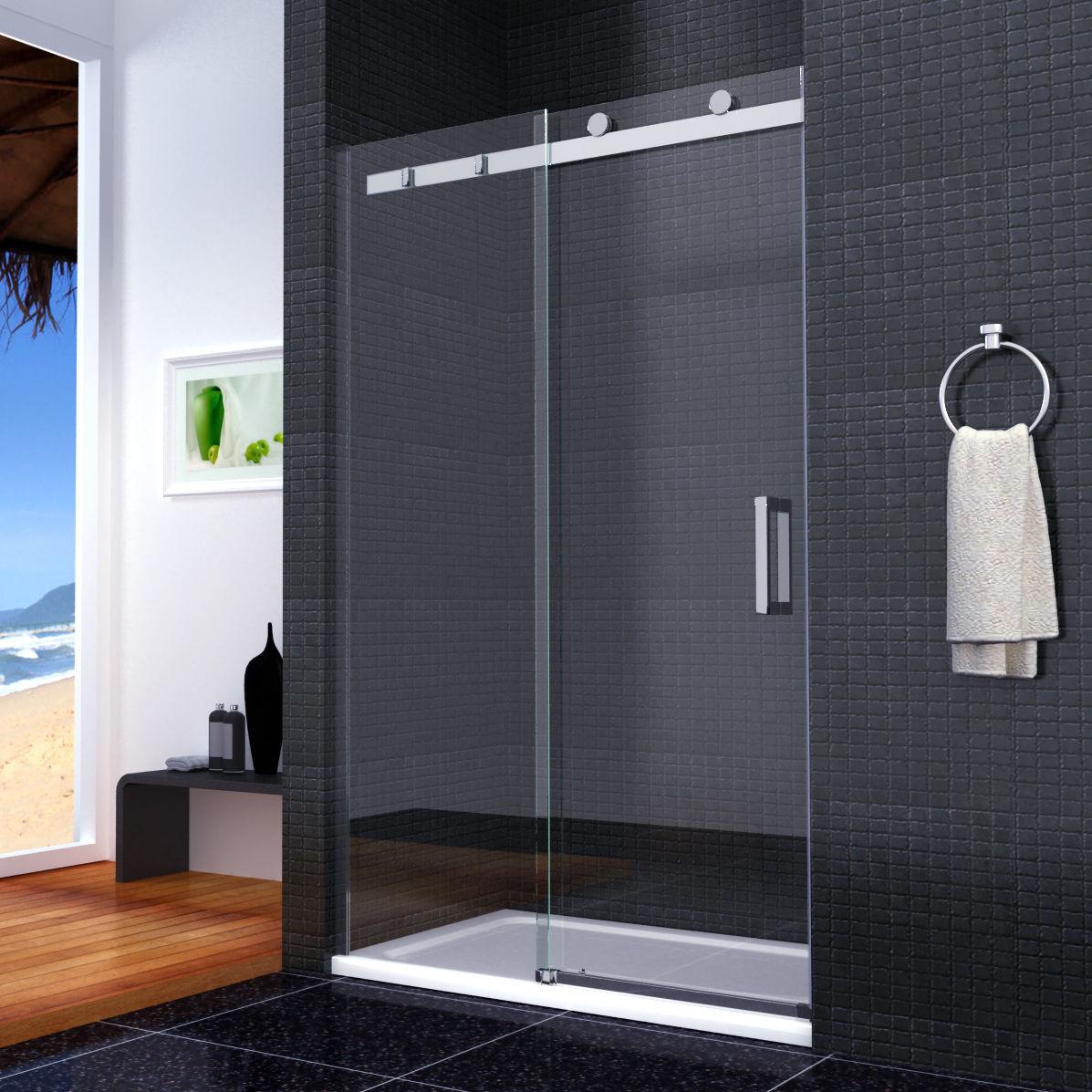 Badewanne Duschabtrennung Glas: Duschabtrennung dusche ...   {Duschabtrennung glas schiebetür 42}