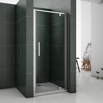 90x185 cm duschkabine dreht r duschabtrennung dusche duschwand ohne duschtasse pr90g 148 99. Black Bedroom Furniture Sets. Home Design Ideas