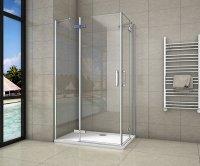 120x90 Cm Aica Sanitar Gmbh Duschkabine Duschabtrennung