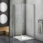 80x80 cm - Aica Sanitär GmbH - Duschkabine Duschabtrennung