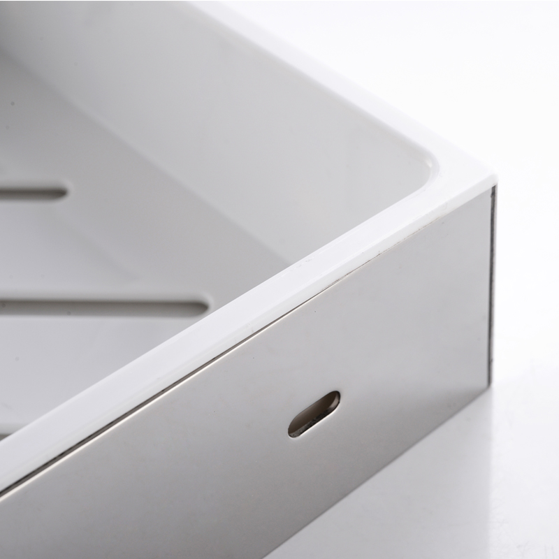 duschregal duschablage badregal duschkorb zum h ngen kunststoff und edelstahl ebay. Black Bedroom Furniture Sets. Home Design Ideas